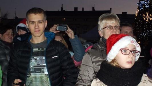 Świątecznie w sercu miasta – FOTO, FILMY