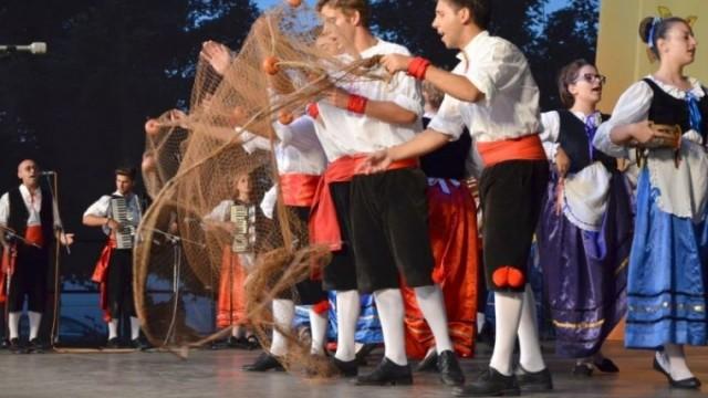 Święto folkloru z wielu zakątków świata