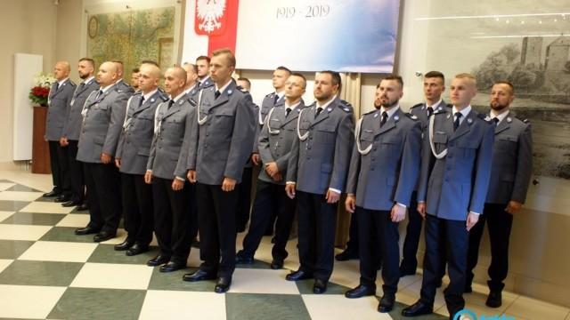 Święto Policji na Zamku w Oświęcimiu – FILMY, FOTO