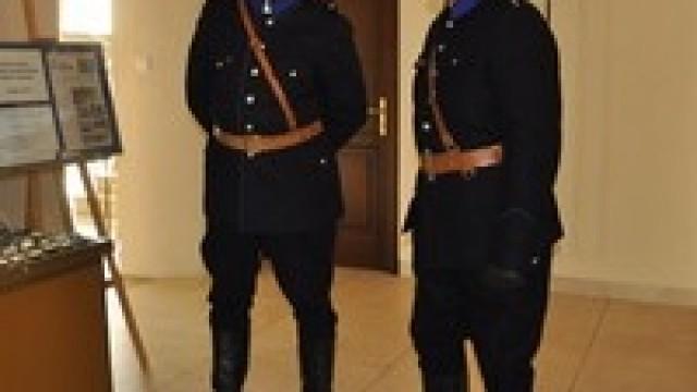 Święto Policji – uroczystości w Oświęcimiu