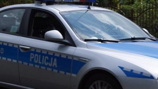 Szaleńczy rajd i spotkanie z policją
