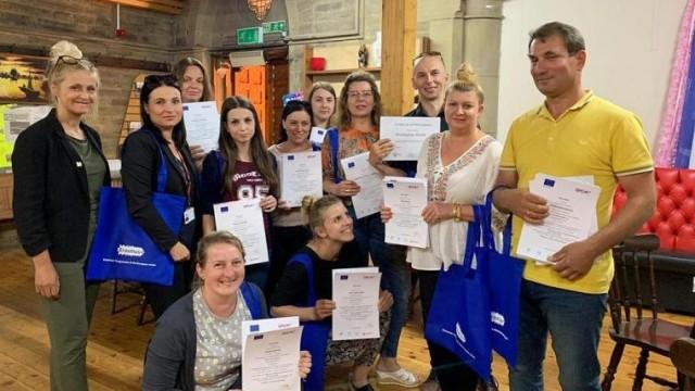 Szkolenie w Wielkiej Brytanii dla specjalistów z powiatowych placówek