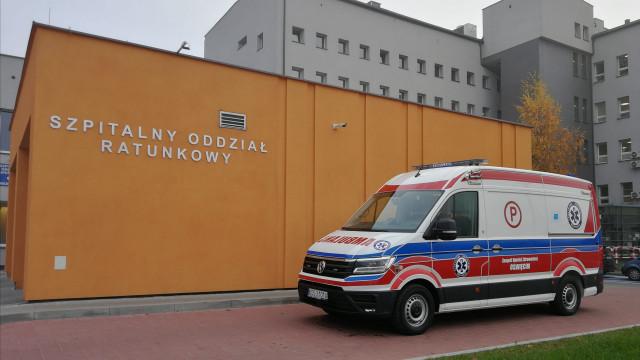 Szpital Powiatowy w Oświęcimiu zostanie szpitalem wiodącym pod względem przyjmowania pacjentów chorych na COVID-19
