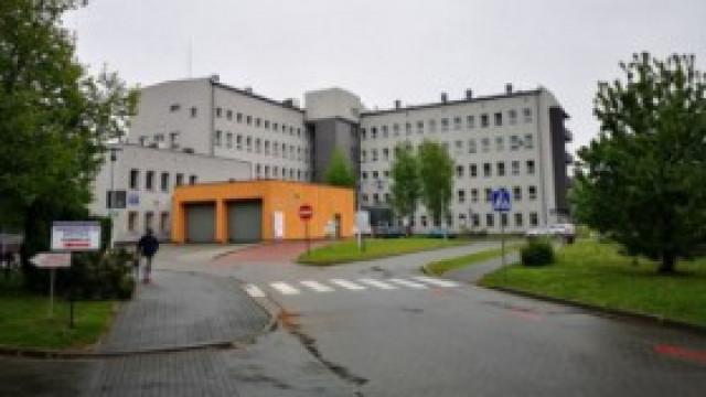 Szpital w Oświęcimiu: wstrzymanie przyjęć na oddziałach wewnętrznych. Ograniczenia na neurologii