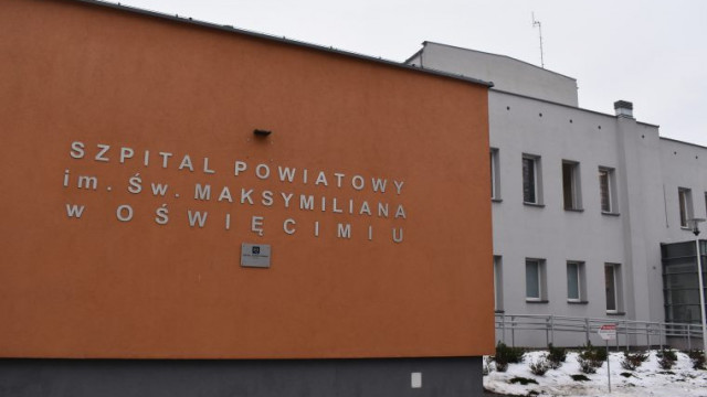 Szpital w Oświęcimiu wstrzymuje planowe przyjęcia na oddziały wewnętrzne - InfoBrzeszcze.pl