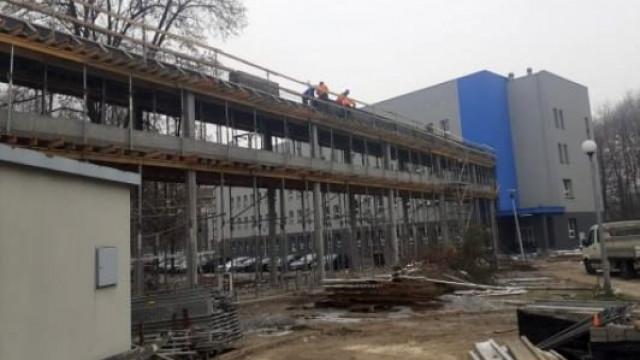 Szpitalne przewiązki będą gotowe za kilka miesięcy. - InfoBrzeszcze.pl