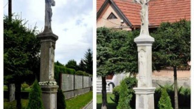 Tak było… Tak jest! Remont i rekonstrukcja przywróciły blask 100-letniej kapliczce!