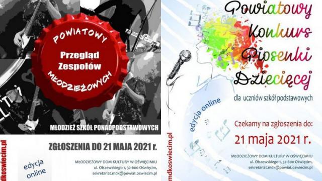 Talenty muzyczne pilnie poszukiwane. Zagraj i zaśpiewaj w konkursach MDK i Powiatu