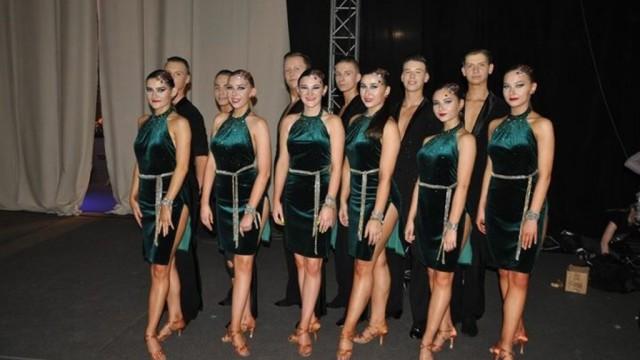 Tancerze szkoły tańca Astra na podium mistrzostw Polski – FOTO