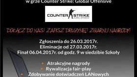 Technikum Informatyczne E-sportowe w Kętach zaprasza wszystkich uczniów gimnazjów do Turnieju E-sportowego