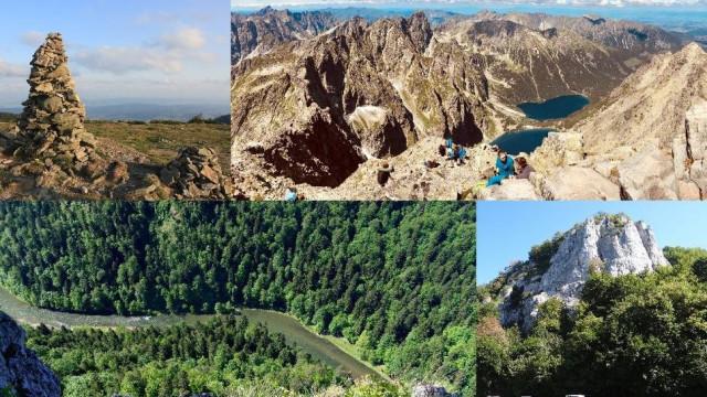 TOP 10 wyjątkowych wycieczek w góry ZDJĘCIA
