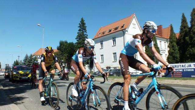 Tour de Pologne przemknie przez powiat