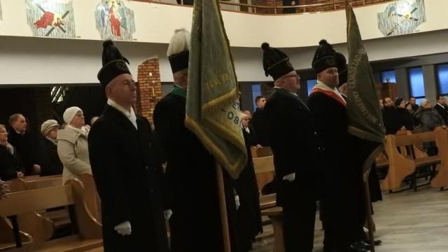 Tradycyjna Msza Barbórkowa w jawiszowickim kościele - FOTO - InfoBrzeszcze.pl