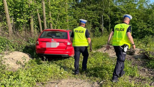 Tragedia w Osieku. Pijany kierowca potrącił motorowerzystę i oddalił się z miejsca zdarzenia – ZDJĘCIA!