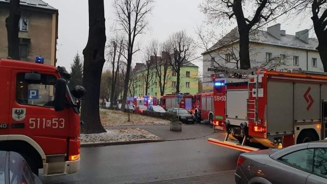 Tragiczny finał pożaru w Jawiszowicach.ZDJĘCIA!