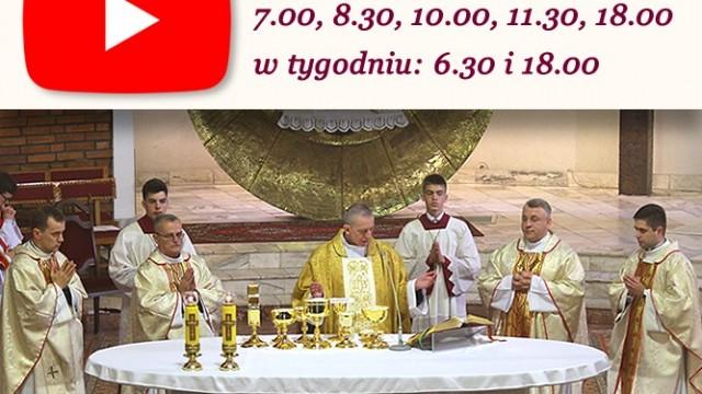 Transmisje Mszy Świętych z kościoła Matki Bożej Bolesnej - InfoBrzeszcze.pl