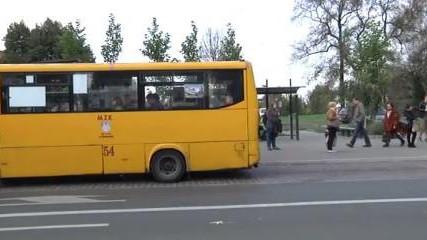 TRANSPORT. Jedna linia 686 do Tychów