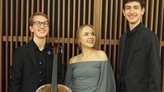 Trio Benjamin wystąpi w  Cafe Bergson