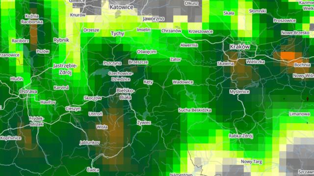 Trudne dni przed strażakami w naszym regionie. Synoptycy ostrzegają przed intensywnymi opadami deszczu