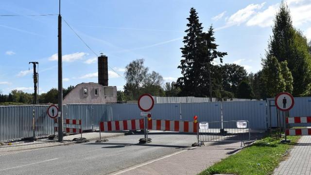 Trwa budowa nowoczesnego Centrum Obsługi Turystów w Muzeum Auschwitz