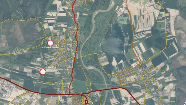 Trwa budowa obwodnicy Podolsza. Od piątku wprowadzona zostanie zmiana organizacji ruchu