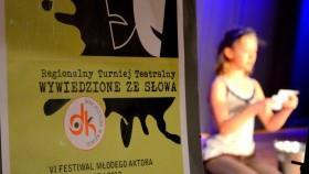 Trwa drugi dzień aktorskich zmagań w Domu Kultury