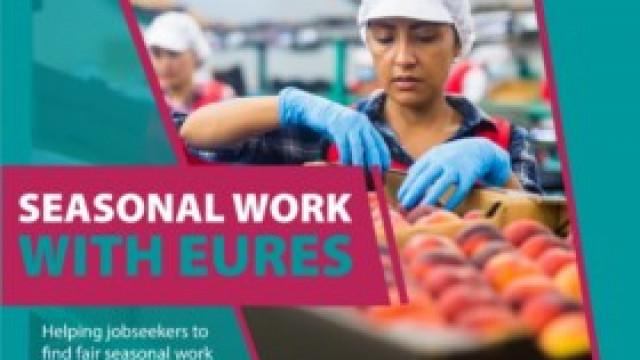 Trwa kampania informacyjna nt. pracy sezonowej, którą organizuje Europejski Urząd ds. Pracy. Będzie ona trwała do października 2021 r.