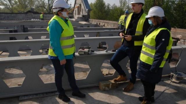 Trwa przebudowa Lagerhausu, przyszłej siedziby Muzeum Pamięci Mieszkańców Ziemi Oświęcimskiej