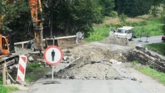 Trwa rozbudowa mostu na Karpackiej w Witkowicach. Przypominamy o utrudnieniach