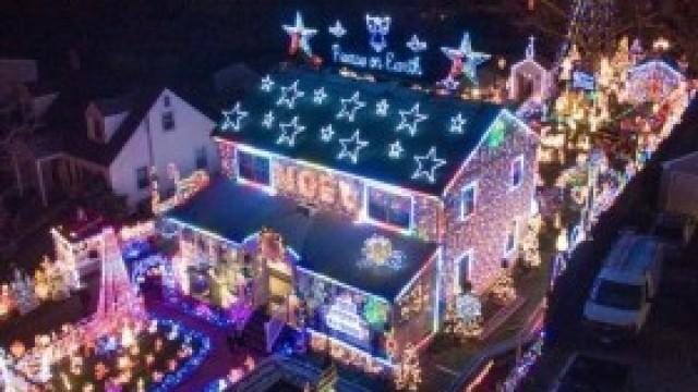 """Trzecia edycja konkursu """"Najpiękniejsze świąteczne iluminacje"""" - zapraszamy do udziału!"""