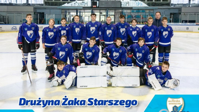 Trzecie miejsce żaków starszych UKH Unia w turnieju Karpackiej Ligi Juniorów
