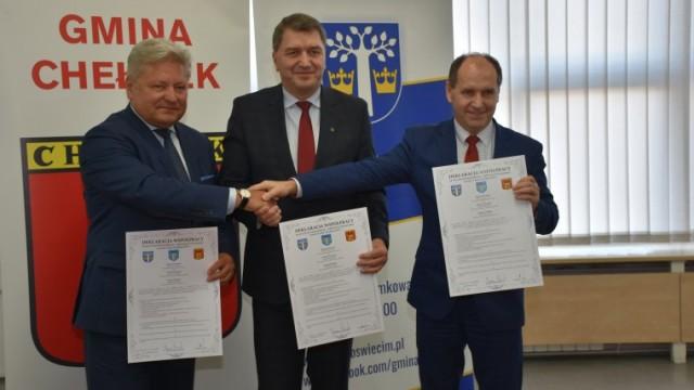 Trzy gminy, jedna aglomeracja. Partnerstwo i wspólne korzyści