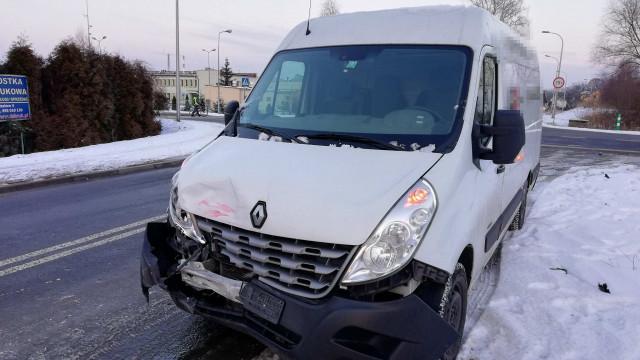 Trzy pojazdy zderzyły się w Zaborzu. FOTO!
