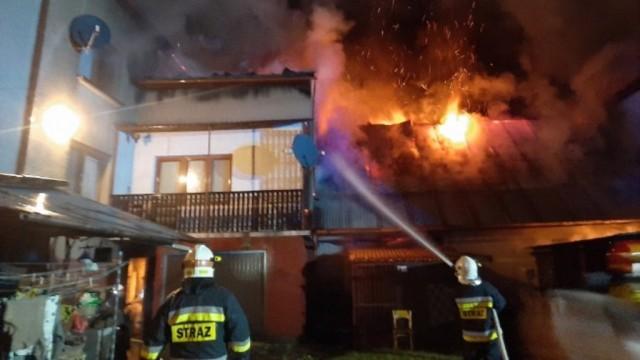 Trzy rodziny strażackie straciły dom. Pomóżmy im – FOTO