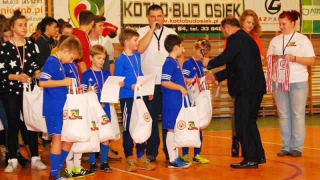 Turniej Stowarzyszenia Inicjatyw Społecznych w Osieku