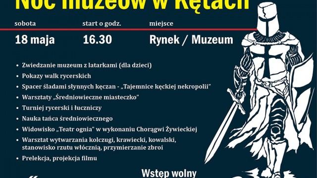 Twierdza Kęty. Muzeum zaprasza na Noc Muzeów