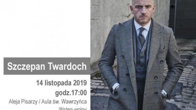 """Twórca """"Króla"""" i """"Dracha"""" w oświęcimskiej Alei Pisarzy"""