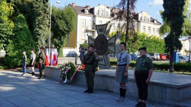 Uczczono 76. Rocznicę Powstania Warszawskiego