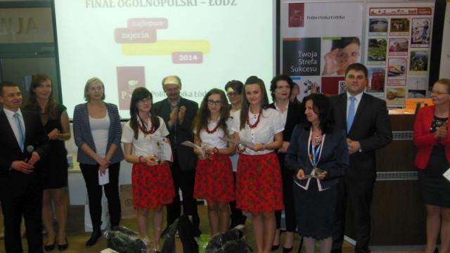 Uczennice powiatowego Ekonomika najlepsze w Polsce