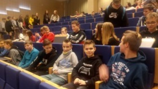 """Uczniowie kęckiej """"trójki"""" na Uniwersytecie Jagiellońskim"""