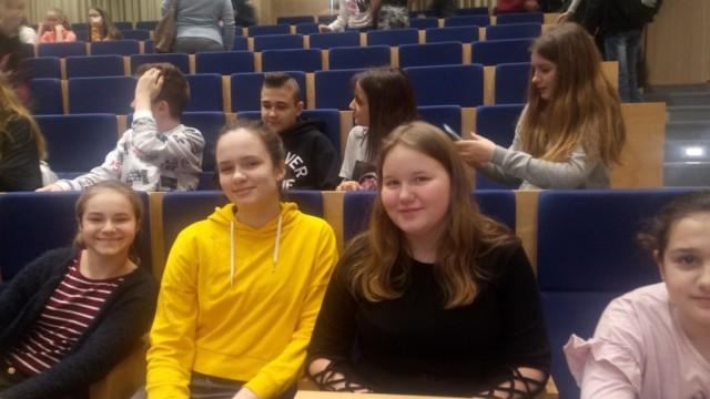 Uczniowie Trójki odwiedzili uniwersytet Jagielloński – FOTO