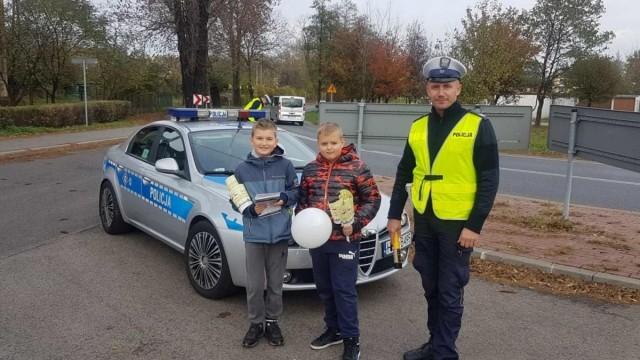 Uczniowie z Brzeszcz wzięli udział w akcji 'No promil - No problem' - FOTO - InfoBrzeszcze.pl