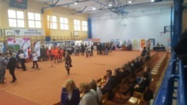 Udział uczniów ZSP nr 3 w Kętach w Powiatowych Targach Edukacyjnych w Oświęcimiu