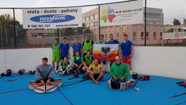 UKH Unia Oświęcim na campie szkoleniowym w Czechach