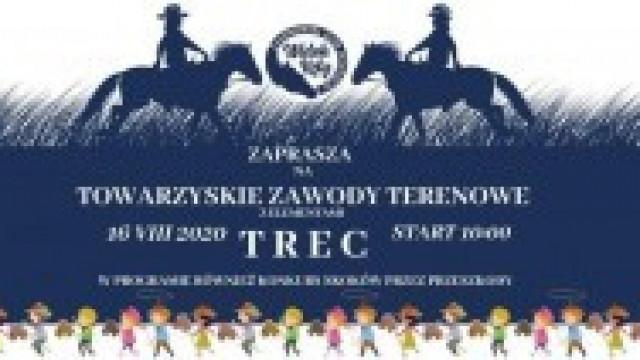 UKJ WIDOK-KĘTY zaprasza na Towarzyskie Zawody Jeździeckie z elementami TREC