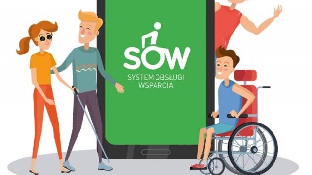 Ułatwienia dla niepełnosprawnych. PFRON uruchomił System Obsługi Wsparcia