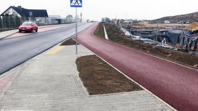 Ulica Graniczna prawie gotowa – FOTO