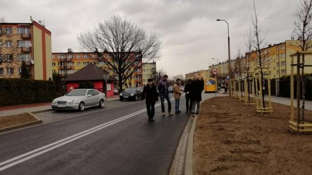 Ulica Orłowskiego oddana do użytku