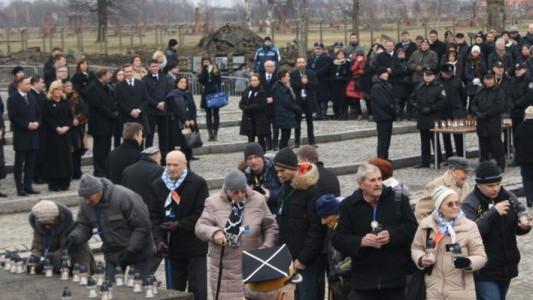 Upamiętnili ofiary byłego obozu koncentracyjnego – FOTO