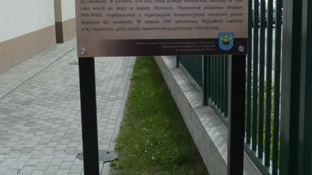 Uroczyste odsłonięcie tablic Pamiątkowych. - InfoBrzeszcze.pl